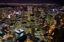 Toronto view from CN tower. Picture from my co...