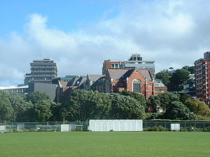 Victoria University, Kelburn, Wellington, New ...