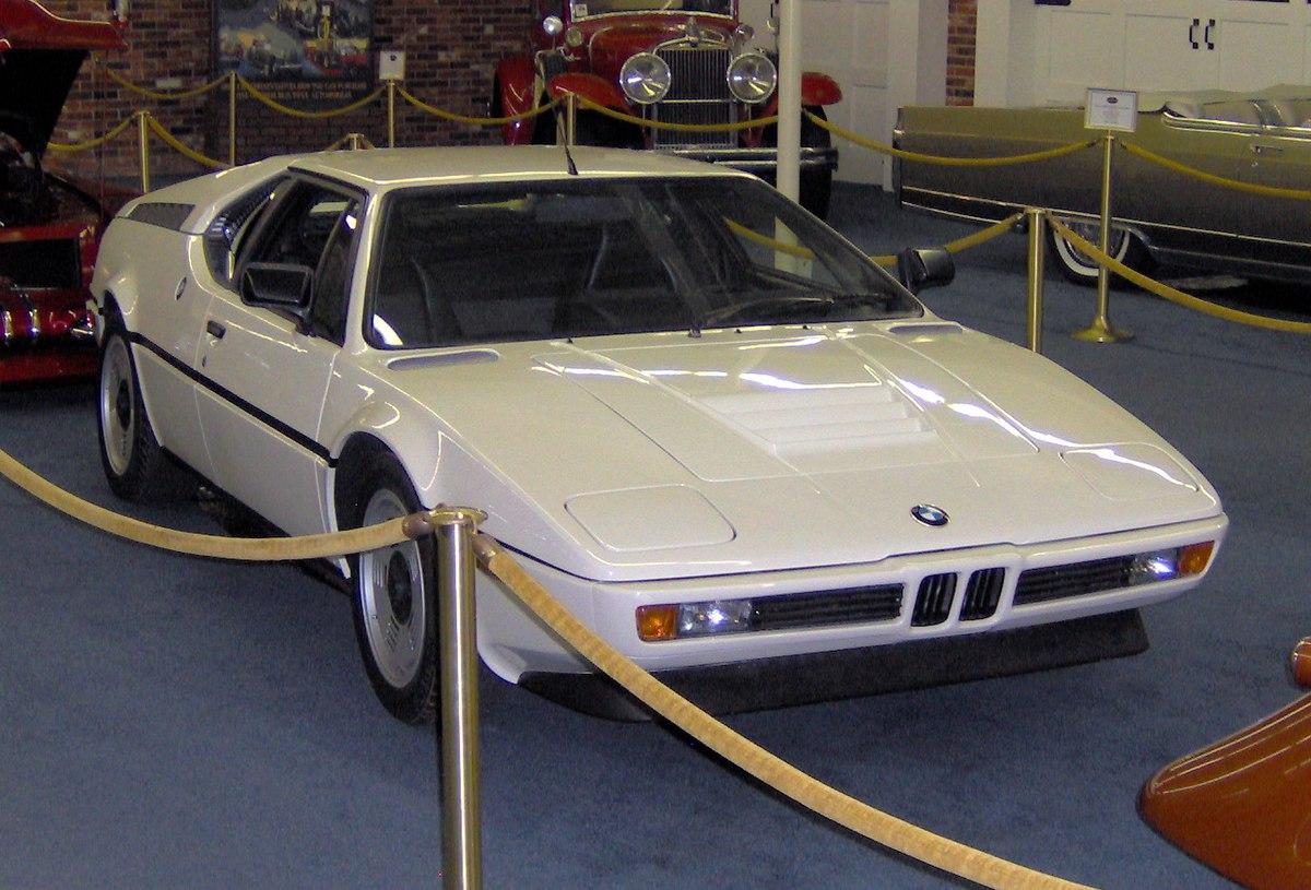 BMW M1  Wikipedia