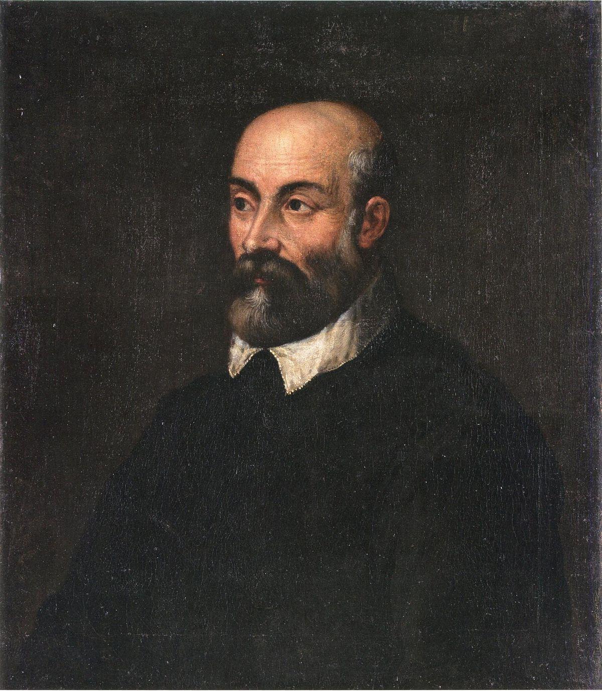 Andrea Palladio  Wikimedia Commons