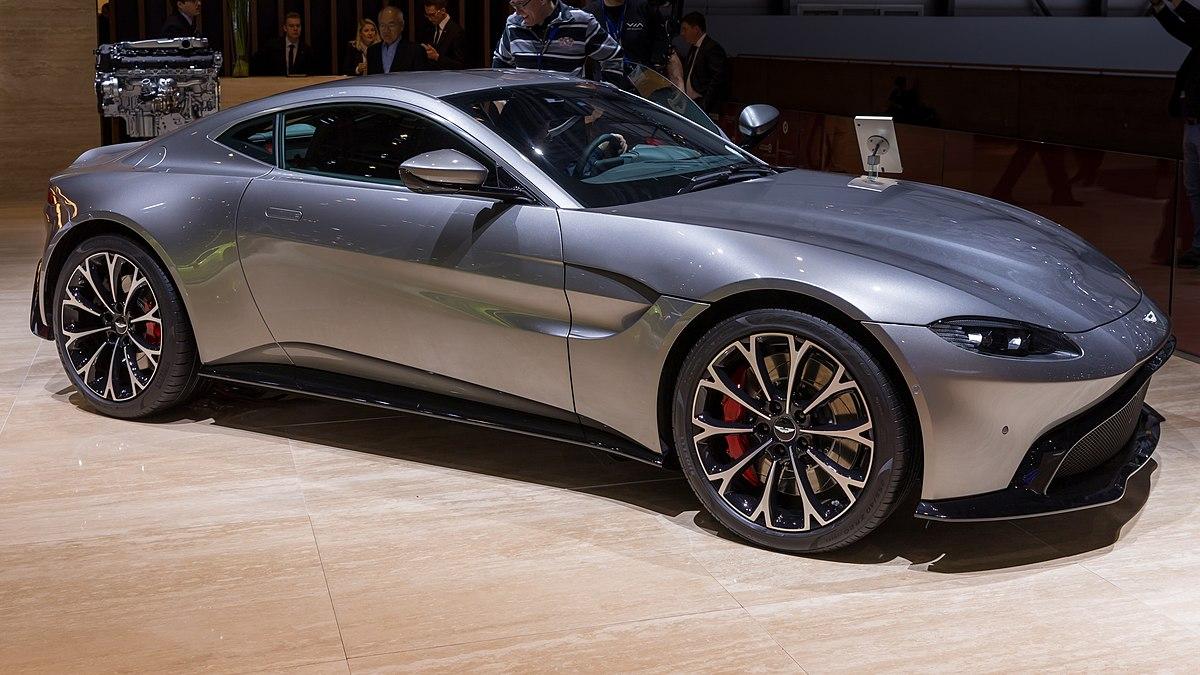 Aston Martin V8 Vantage (2019) Wikipedia