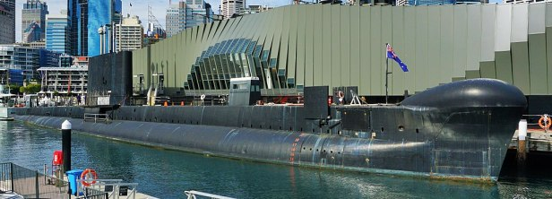 Australian National Maritime Museum - Joy of Museums - HMAS Onslow