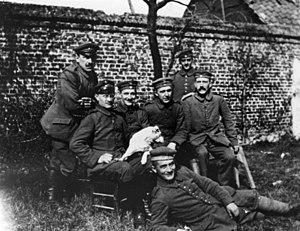 Adolf Hitler in World War I