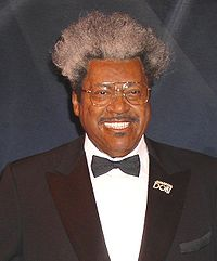 Don King Wax Sculpture