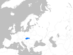 Europe map slovakia.png