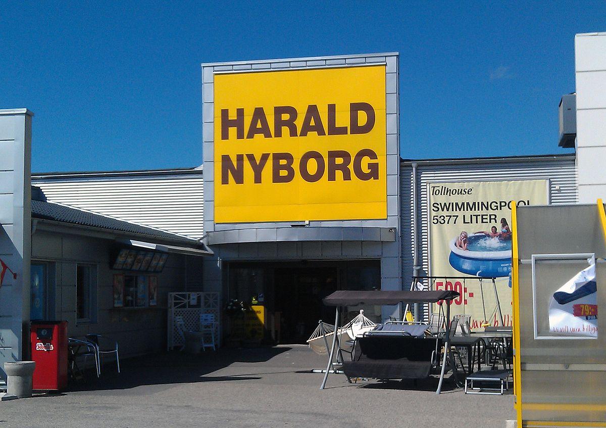 Harald Nyborg  Wikipedia