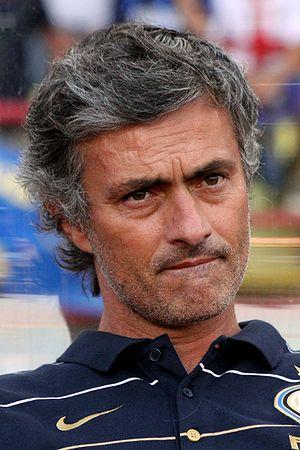 de: Jose Mourinho, Fußballtrainer - Inter Mail...