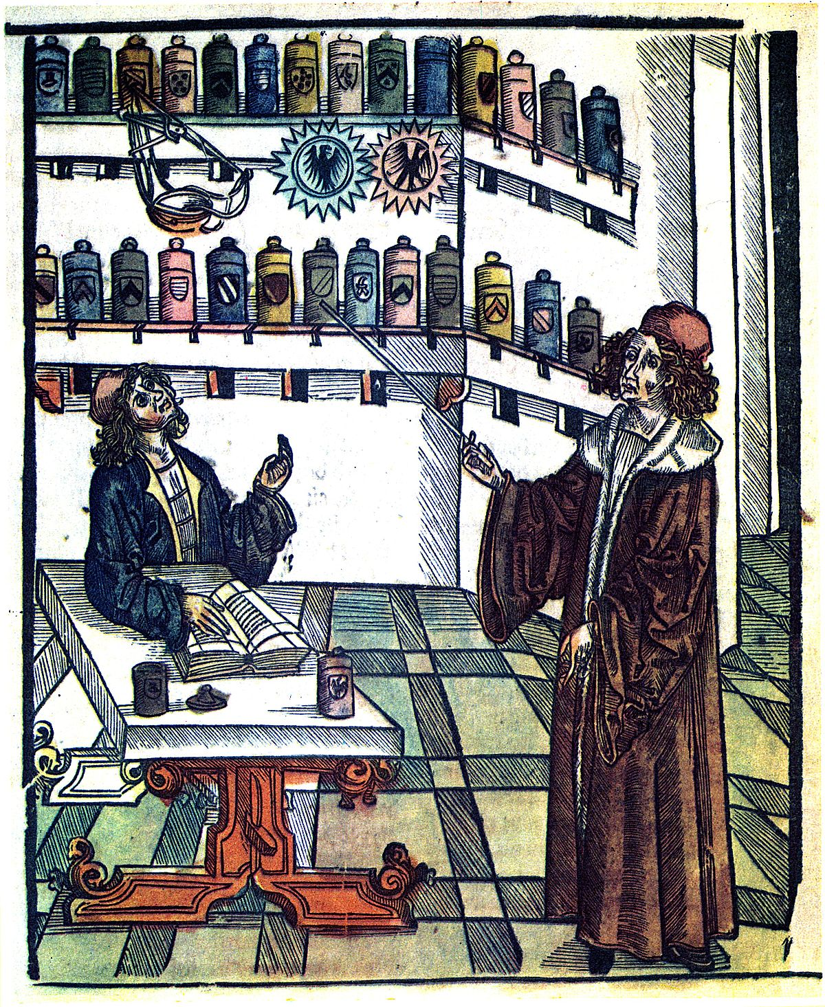 History Of Pharmacy Wikipedia
