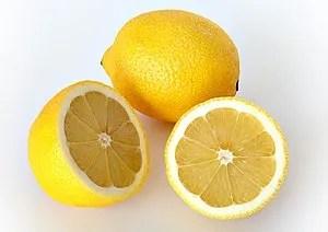 Homemade Lemonade and Lemon Links (1/3)