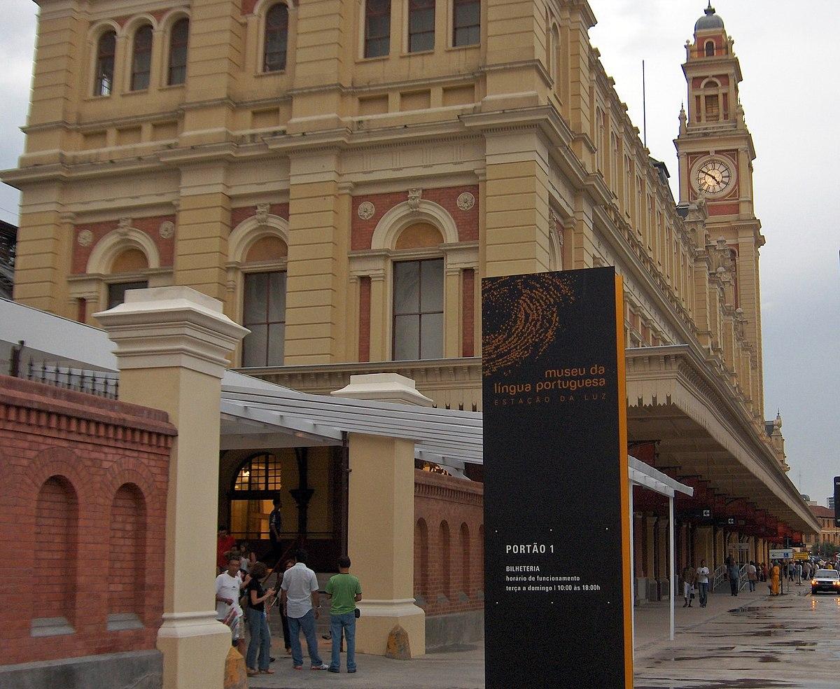 Museum of the Portuguese Language  Wikipedia