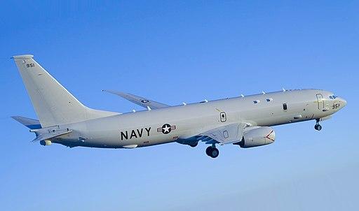 P-8A Poseidon VX-20 Squadron