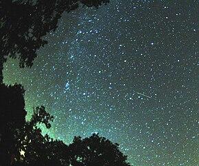 Perseid Meteor  Jpg