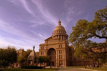 Texas State Capitol, Austin TX