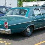 File 1965 Ford Galaxie 500 Four Door Sedan Rear Right Jpg Wikimedia Commons