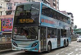 龍運巴士E34B線 - 維基百科,自由的百科全書