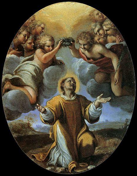 File:Annibale Carracci - The Coronation of St Stephen - WGA4412.jpg