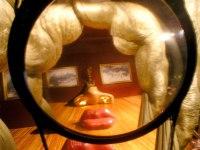 Salvador Dali Mae West Lips Sofa Mae West Lips Sofa ...