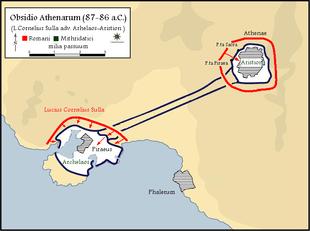 Assedio di Atene 87 aC  Wikipedia
