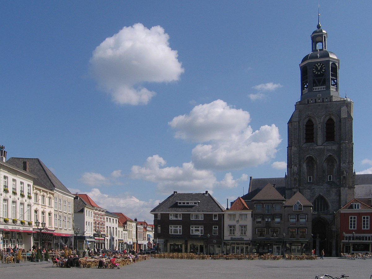 SintGertrudiskerk Bergen op Zoom  Wikipedia