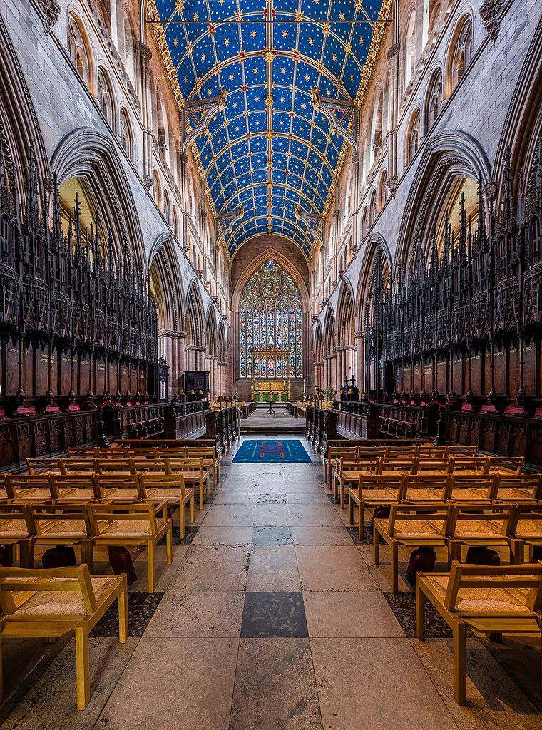 FileCarlisle Cathedral Choir Cumbria UK  Diliffjpg