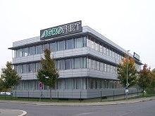 Headquarters of Agrofert in Chodov, Prague