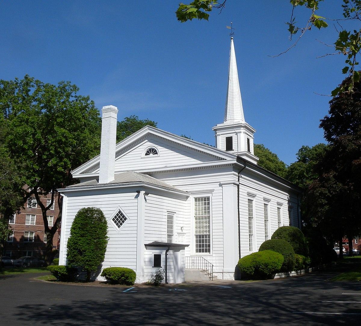 Church Attending Church