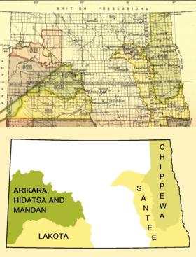 Nd Time Zone Map : North, Dakota, Wikipedia