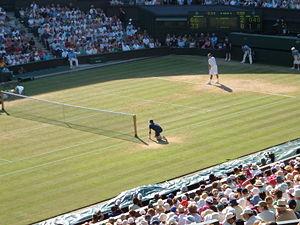 Grass Court Wikipedia