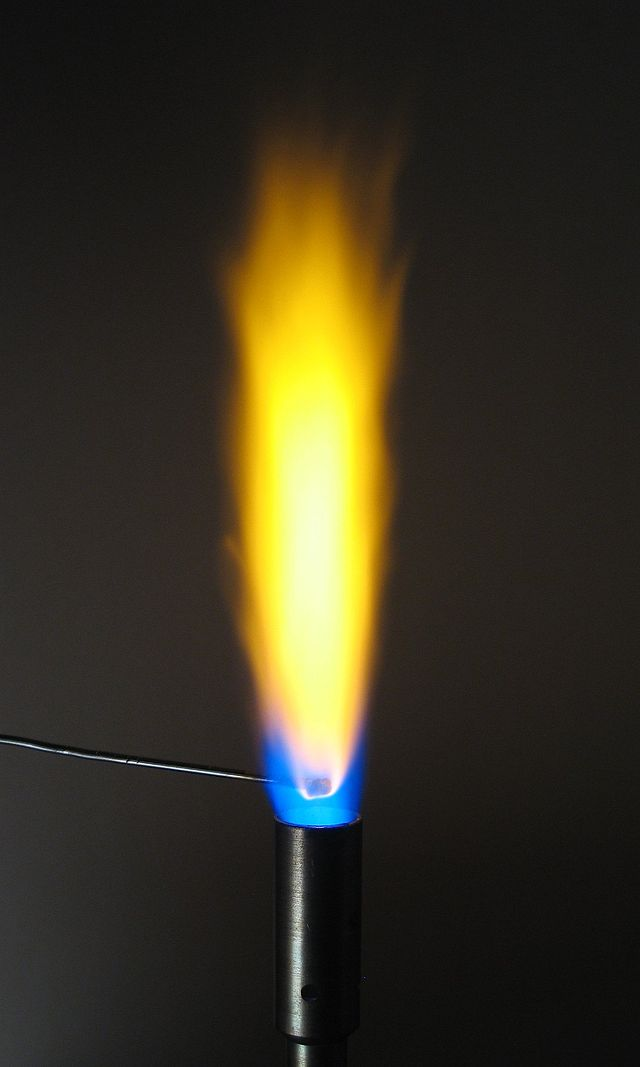 Warna Nyala Logam Alkali : warna, nyala, logam, alkali, Natrium, Wikiwand