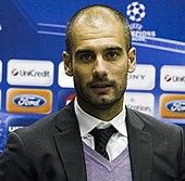Photo of Guardiola