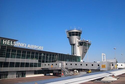 赫爾辛基-萬塔機場 - Wikiwand