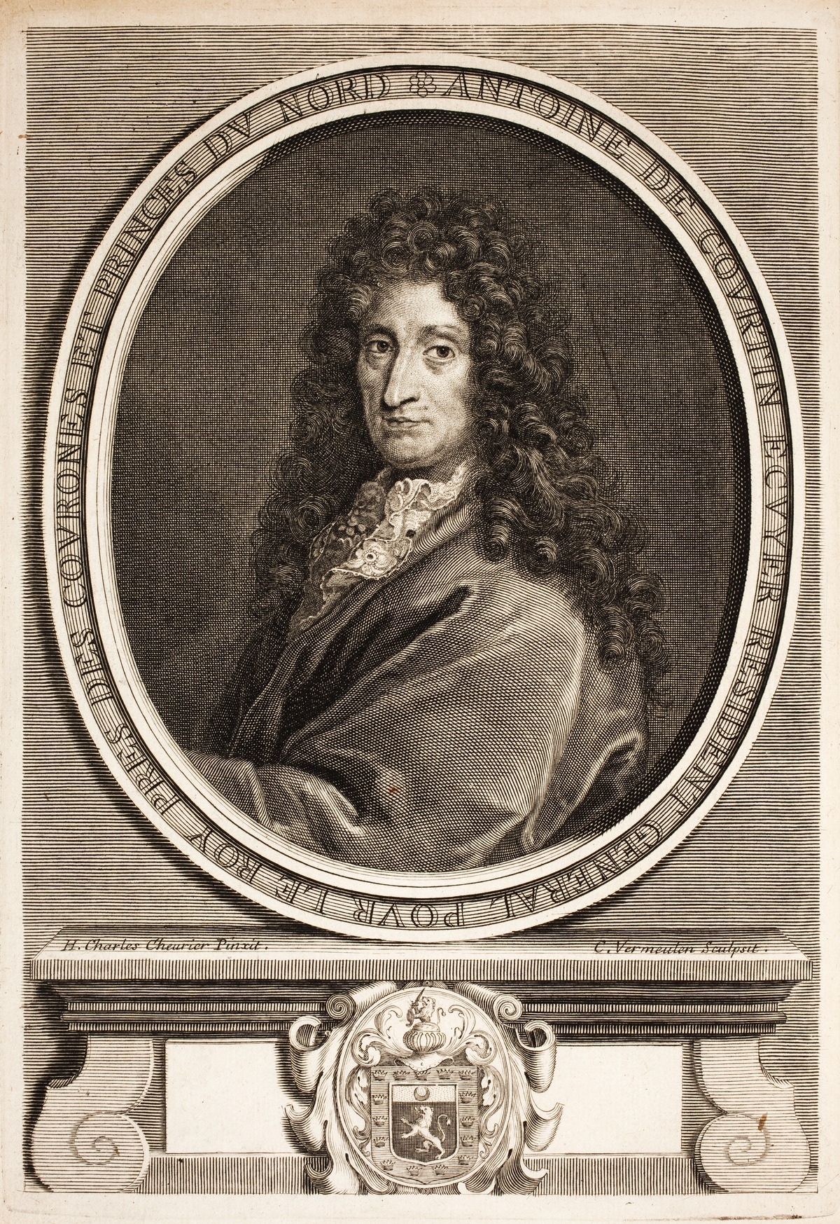 Antoine De Courtin Wikipdia