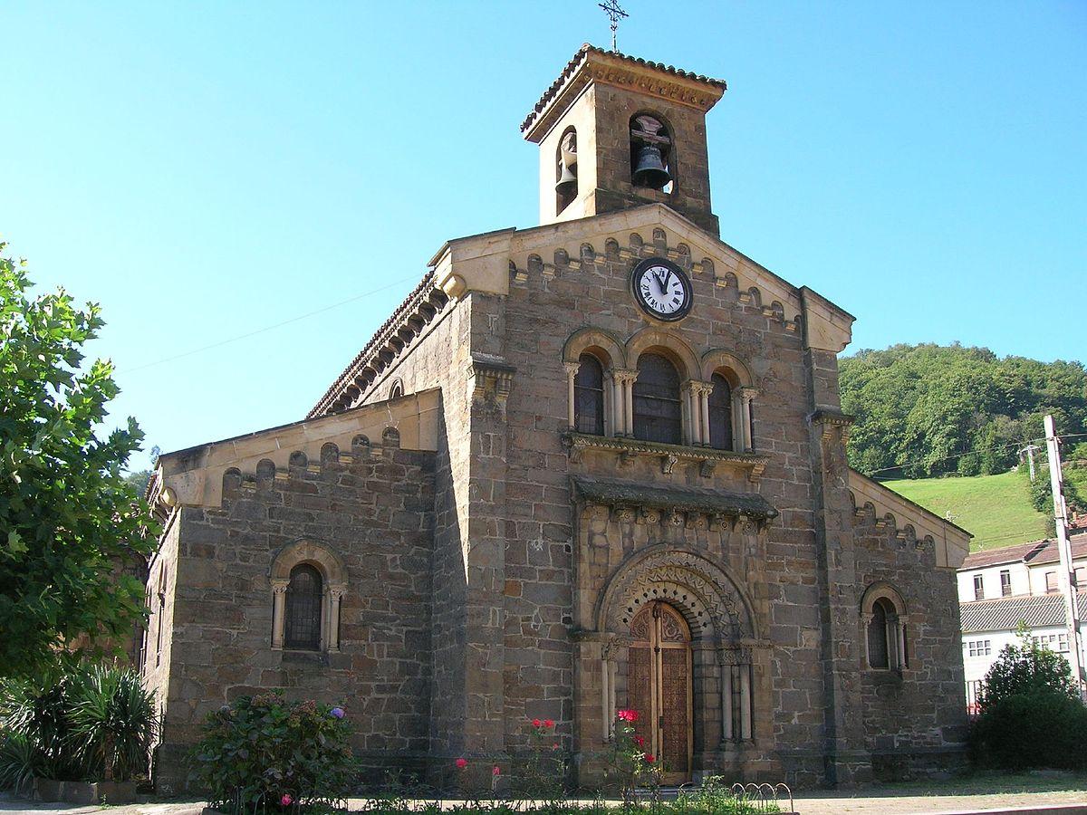 Church of Santa Eulalia de Ujo  Wikipedia