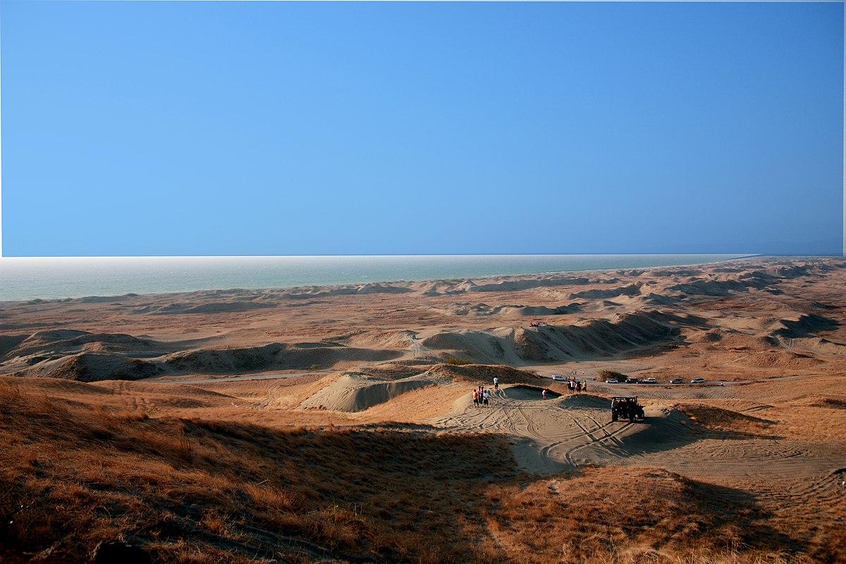 La Paz Sand Dunes  Wikipedia