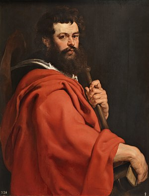 Peter Paul Rubens - St James the Apostle - WGA...