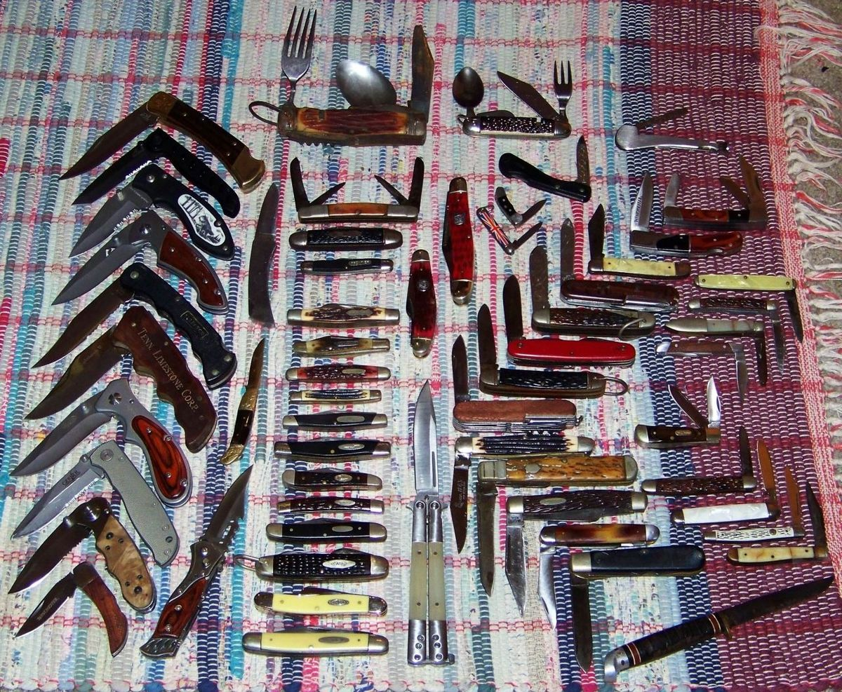 Knife collecting  Wikipedia