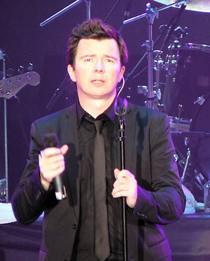 Rick Astley Live in Singapore
