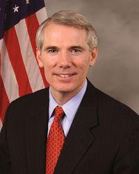 English: Portrait of United States Senator Rob...