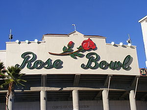 English: Rose Bowl
