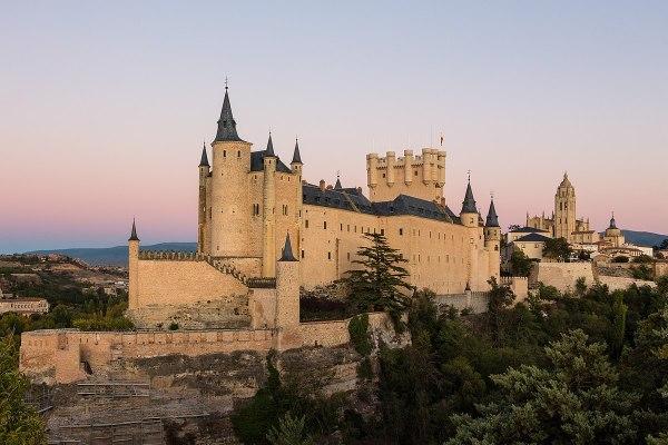 Alczar Of Segovia - Wikipedia