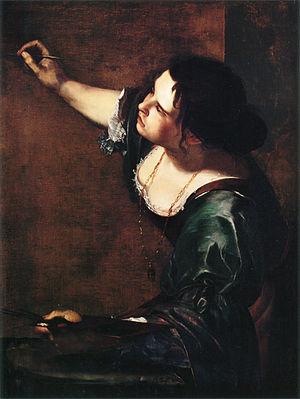 Autoritratto come allegoria della Pittura