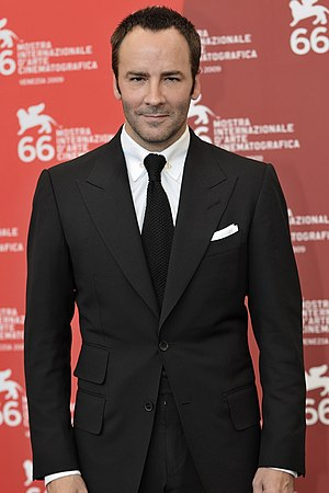 English: Tom Ford at 2009 Venice Film Festival...