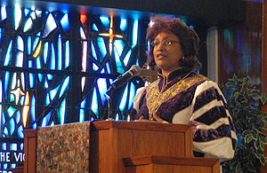 Bishop Vashti Murphy McKenzie, African Methodi...