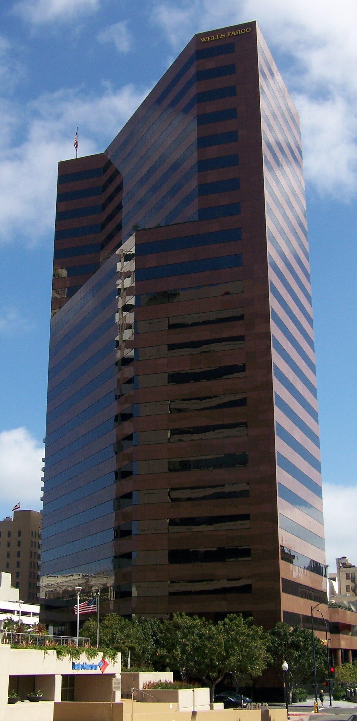 Wells Fargo Plaza San Diego  Wikipedia
