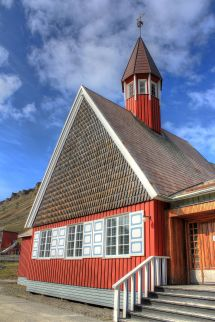 Svalbard Church - Wikipedia