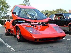 Sterling kit car (Nova?) Steve S of NY United ...