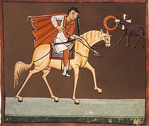 Thr first horseman