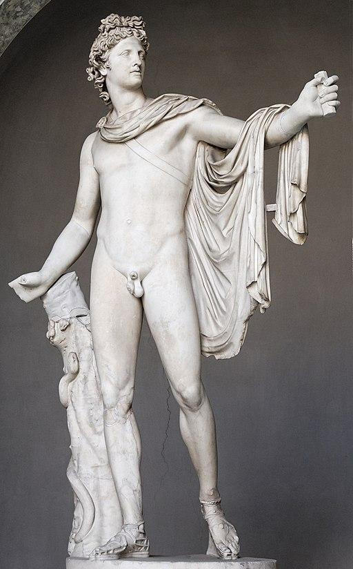 Belvedere Apollo Pio-Clementino Inv1015
