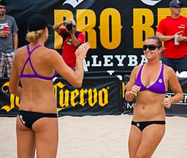 Us Womens Beach Volleyball Team Has Cited Several Advantages To Bikini Uniforms Such As Comfort While Playing On Sand During Hot Weather