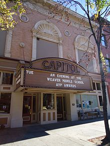 Hargray Capitol Theatre  Wikipedia